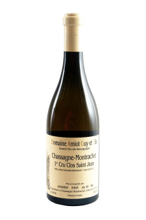 Chassagne Montrachet 1er Cru Clos St Jean