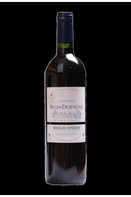 Vin Bourgogne Rouge, Bordeaux Supérieur