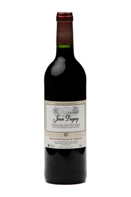 Vin Bourgogne Rouge, Graves de Vayres