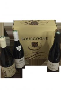 Coffret Grand Bourgogne 3 bouteilles