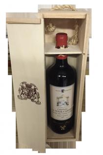 Grand Cru Classé - Coffre bois Grand Bordeaux