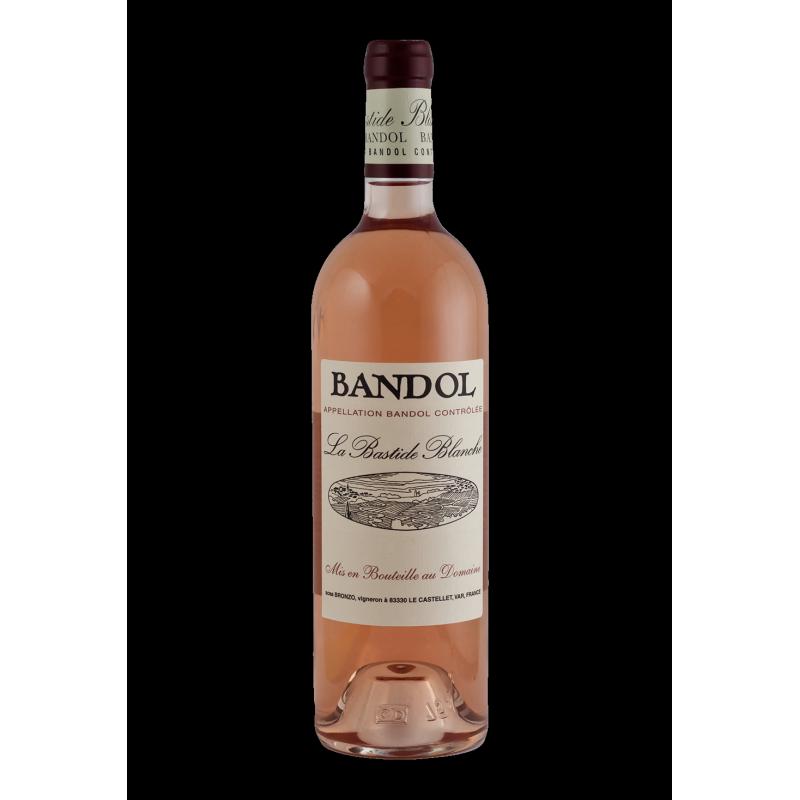 Bandol Domaine de la Bastide Blanche