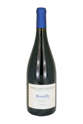 Vin Bourgogne Rouge, Brouilly