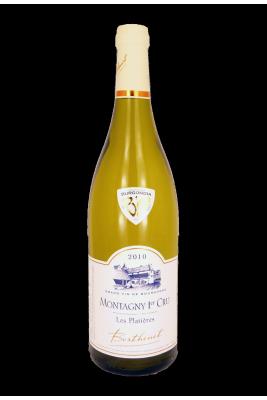 Vin Bourgogne Blanc, Montagny 1er Cru Les Platieres