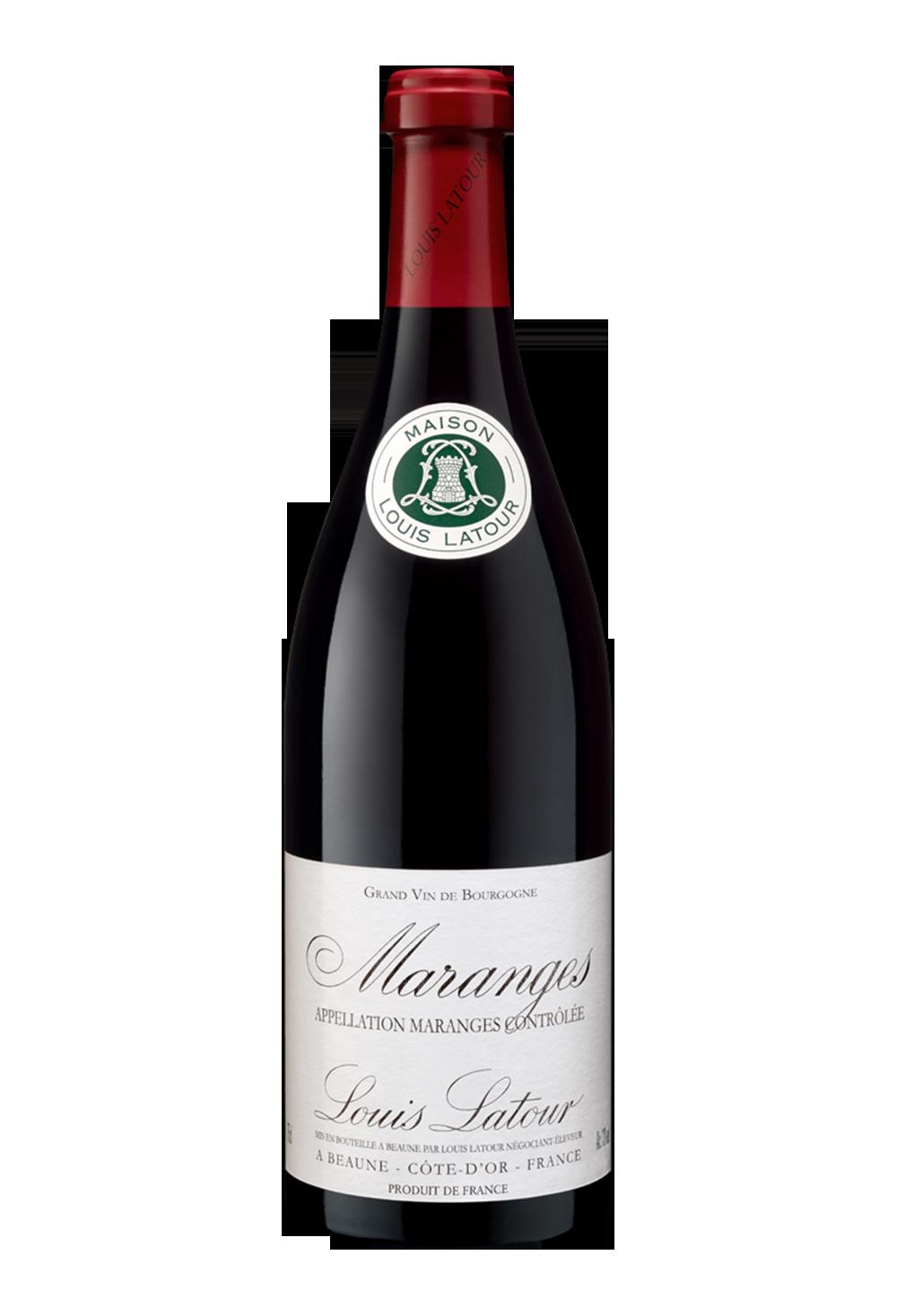 Carte Bourgogne Maranges.Louis Latour Maranges 2015 Vin Bourgogne