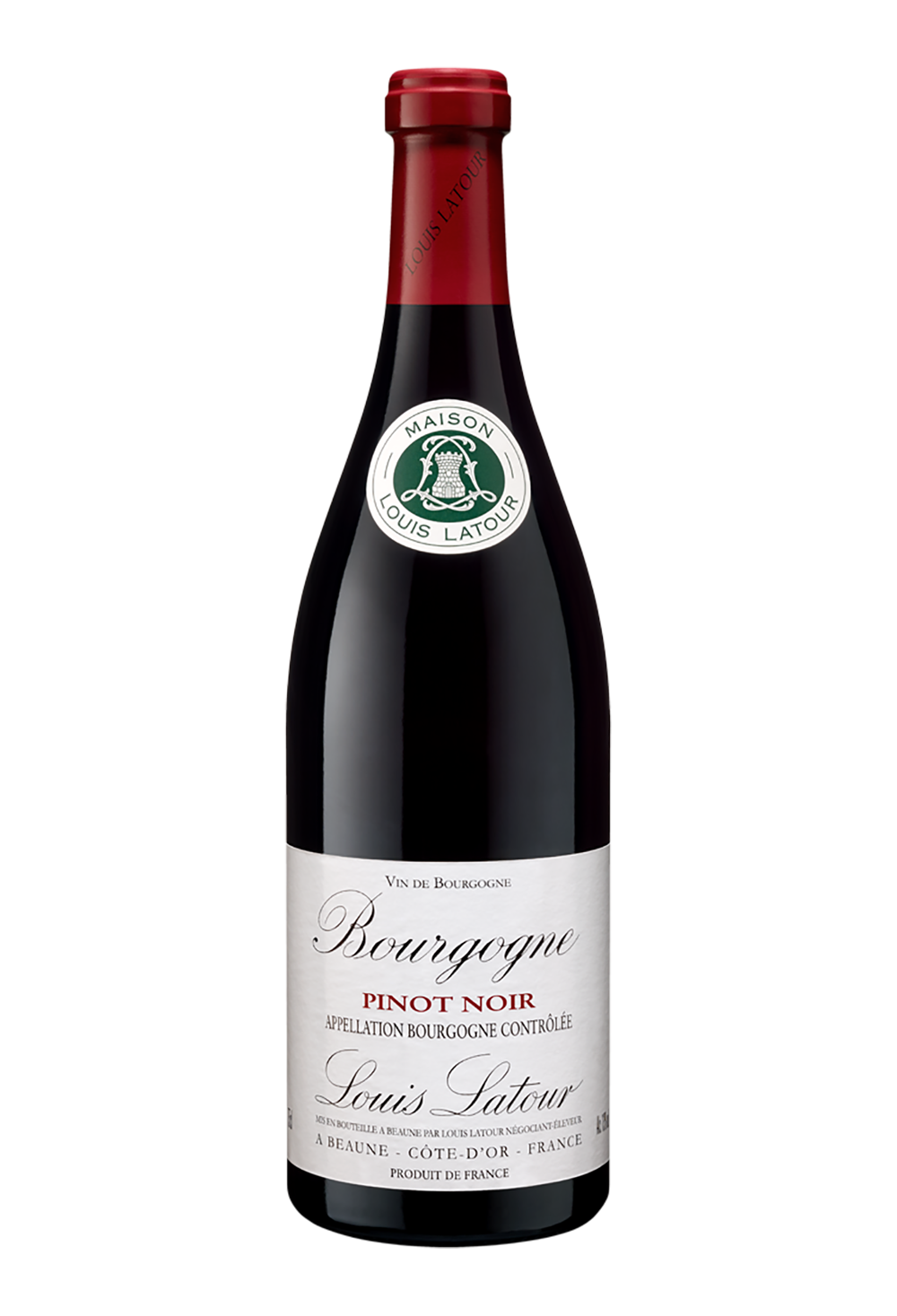 Vin rouge bourgogne