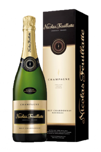 Brut Chardonnay Millésimé with box - 2006