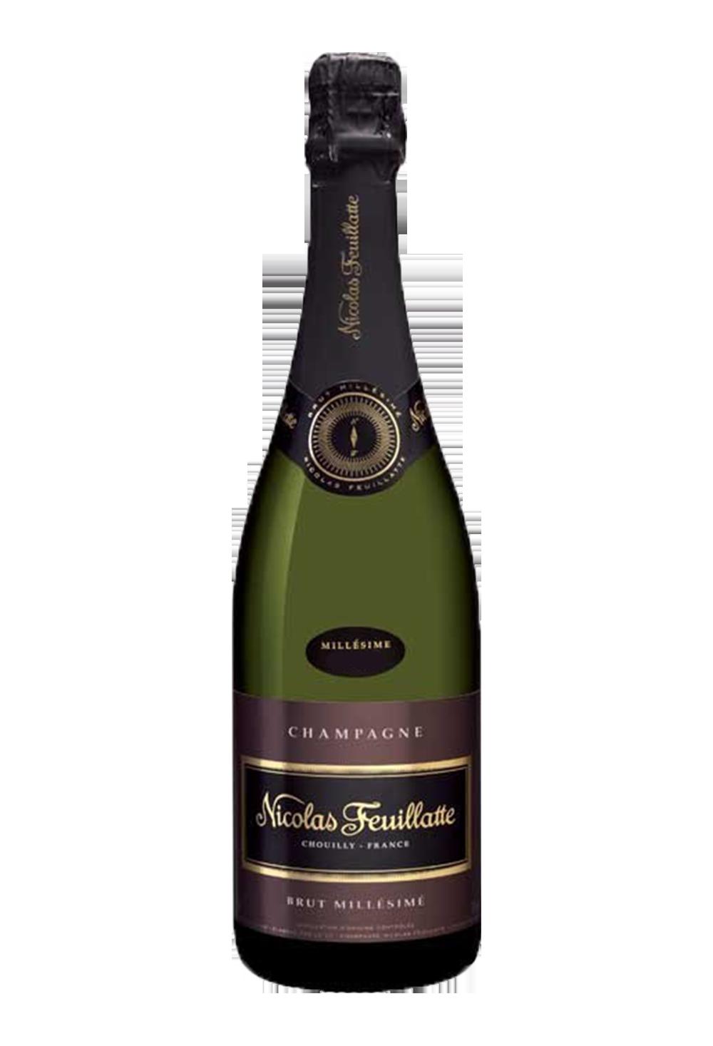Champagne millésimé prix