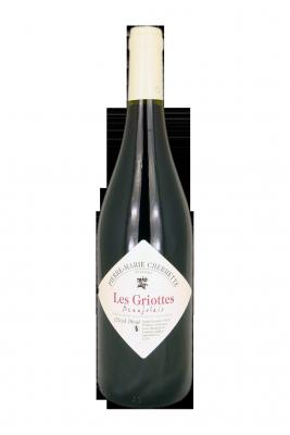 Vin Bourgogne Rouge, Beaujolais Les Griottes