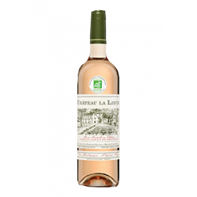 Côteaux-varois-en-provence  (rosé) Château la Lieue