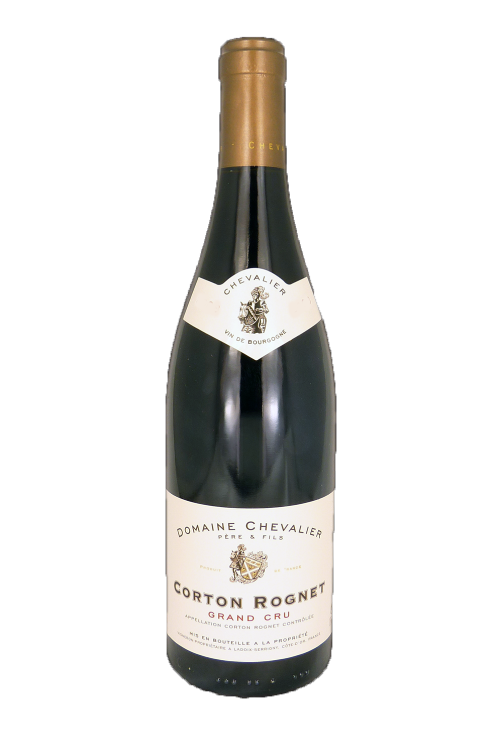 vin corton cuv e grand cru le rognet 2011 du domaine chevalier p re et fils. Black Bedroom Furniture Sets. Home Design Ideas
