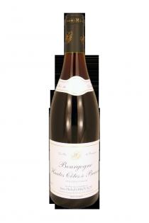 Les vins de bourgogne hautes c tes de beaune bouteilles for Haute cote de beaune