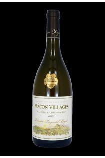 Mâcon Village Clos De La Bressande blanc