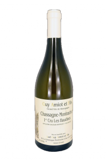 Chassagne Montrachet 1er Cru Les Baudines (blanc)