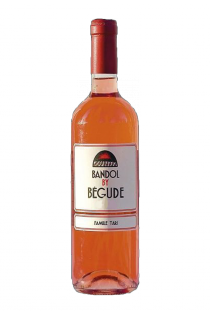 Bandol by Bégude  (rosé)