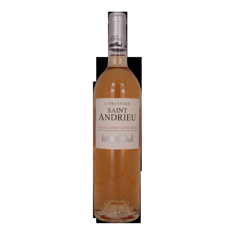 Côteaux-varois-en-provence  (rosé) Domaine Saint-Andrieu