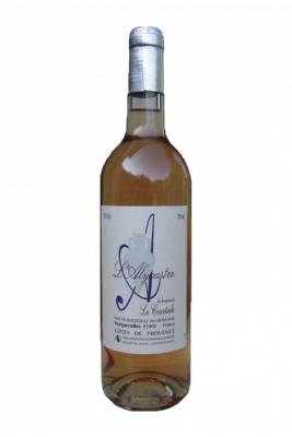 , Cuvée L'Alycastre (rosé)