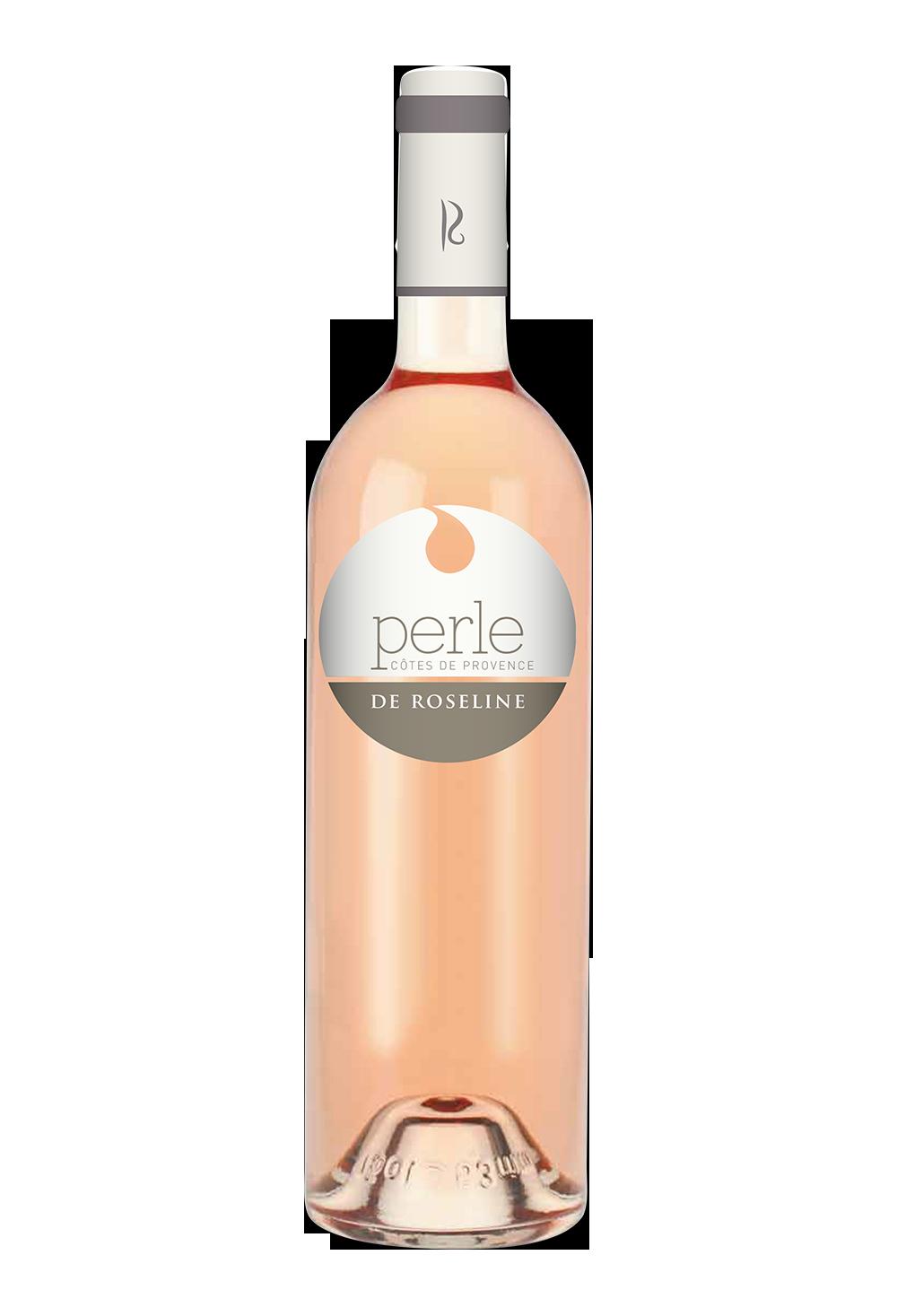 Vin Ros 233 Provence Cuv 233 E Perle De Roseline 2017 Du Domaine Sainte Roseline