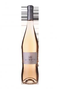 Vin Bourgogne M de Minuty Rosé