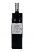 Vin Bourgogne Bordeaux Rouge Château Grand Jean