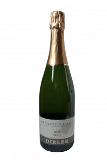 Crémant d'Alsace Brut Nature, Méthode Traditionnelle