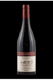Vin Bourgogne Côte du Rhone - Est Ouest