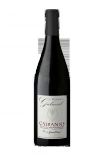 Vin Bourgogne Côtes du Rhône village- Cairanne Grand Coeur