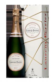 Champagne Brut La Cuvée avec étui