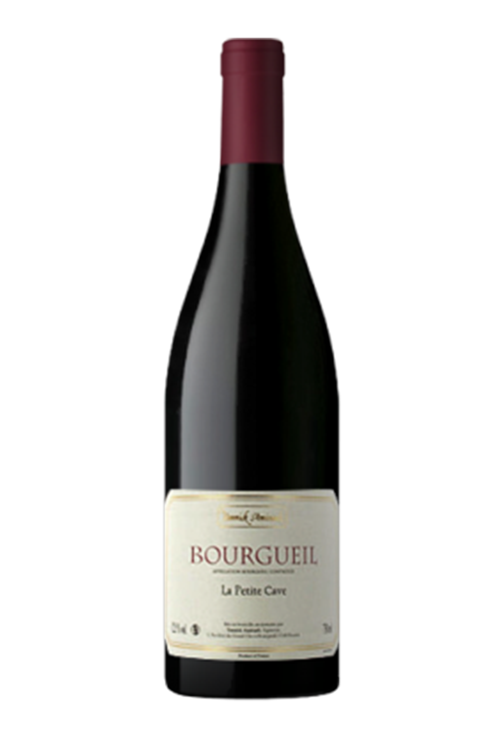 vin de loire bourgueil la petite cave rouge mill sime 2015 du domaine yannick amirault. Black Bedroom Furniture Sets. Home Design Ideas