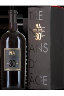 30 ans bouteille avec étui