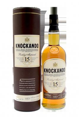 Whisky Richly Matured 15 ans