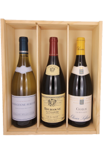 Coffret Bourgogne
