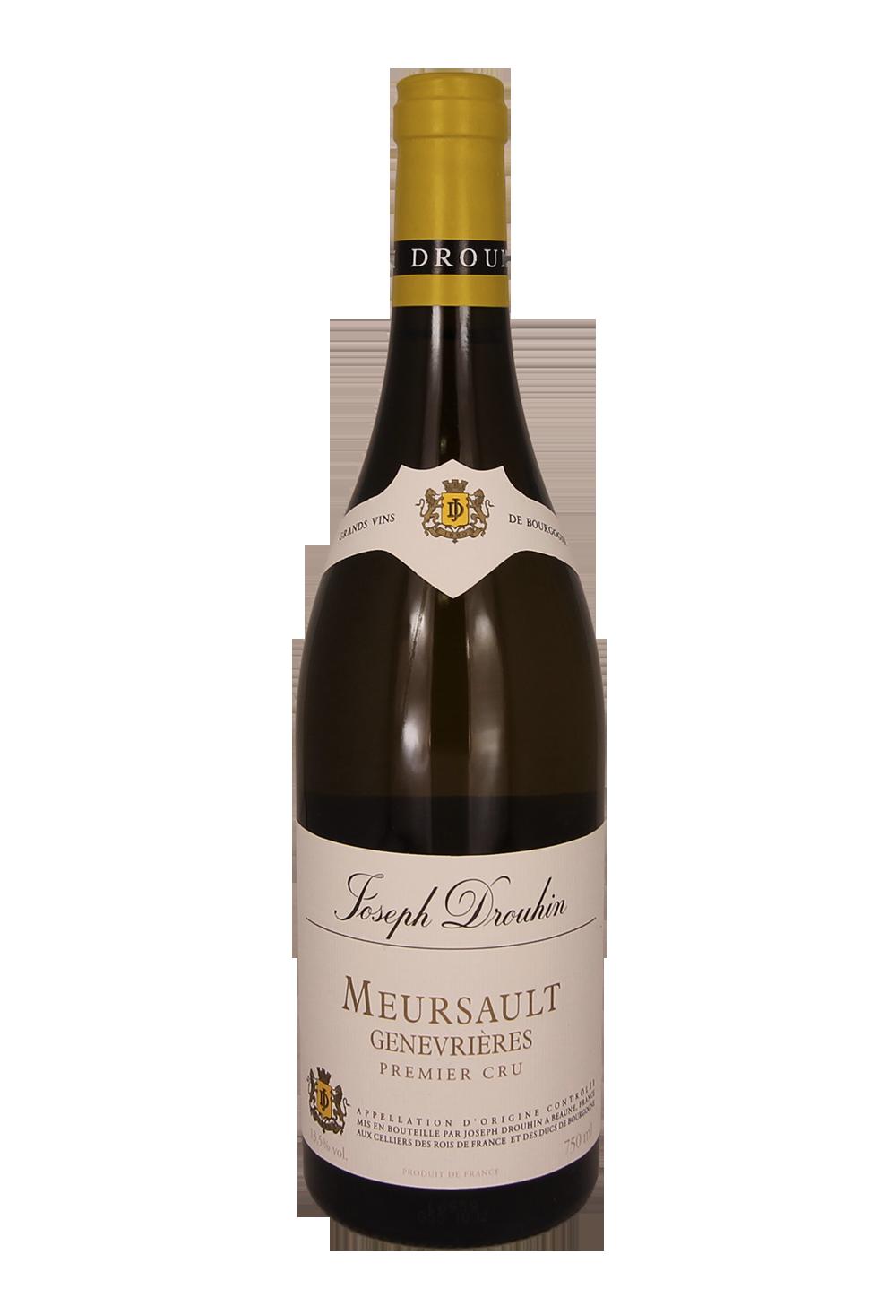 Vin De Bourgogne Meursault Blanc Mill 233 Sime 2015 Du Domaine Joseph Drouhin