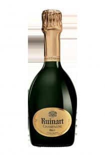 R de Ruinart avec coffret demi bouteille