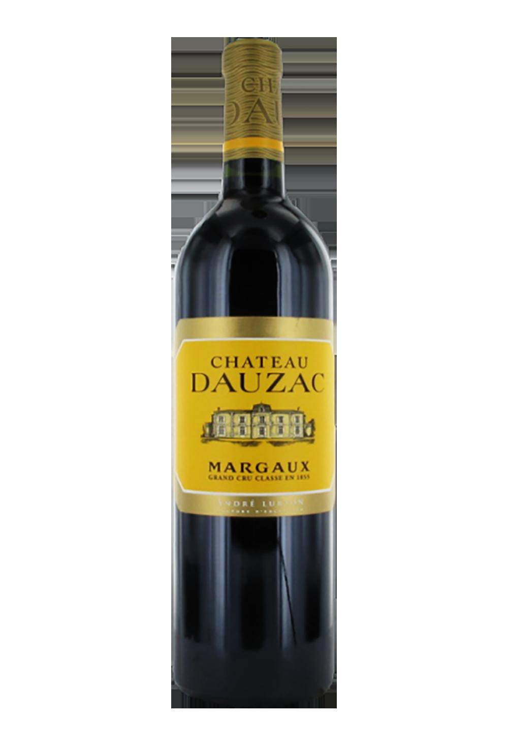Vin De Bordeaux Margaux Grand Cru Rouge Primeur 2018 Du