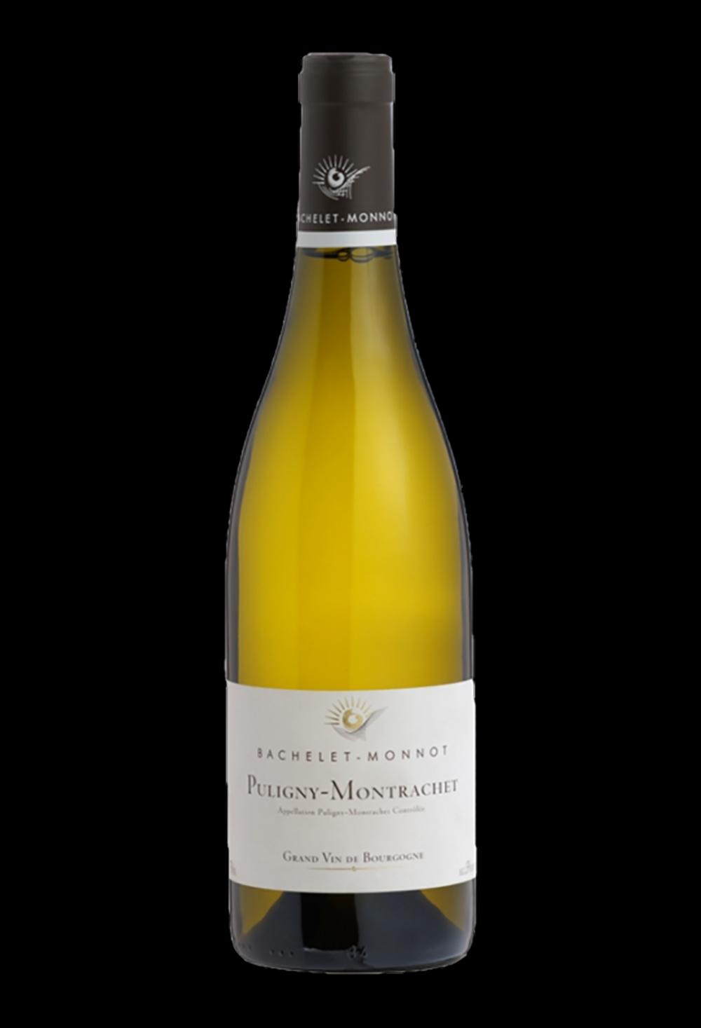 Vin Blanc Puligny Montrachet Du Domaine Bachelet Monnot 2015