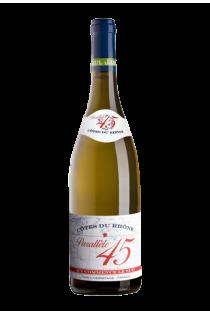 Côtes du Rhône - Parallèle 45 Bio (blanc)