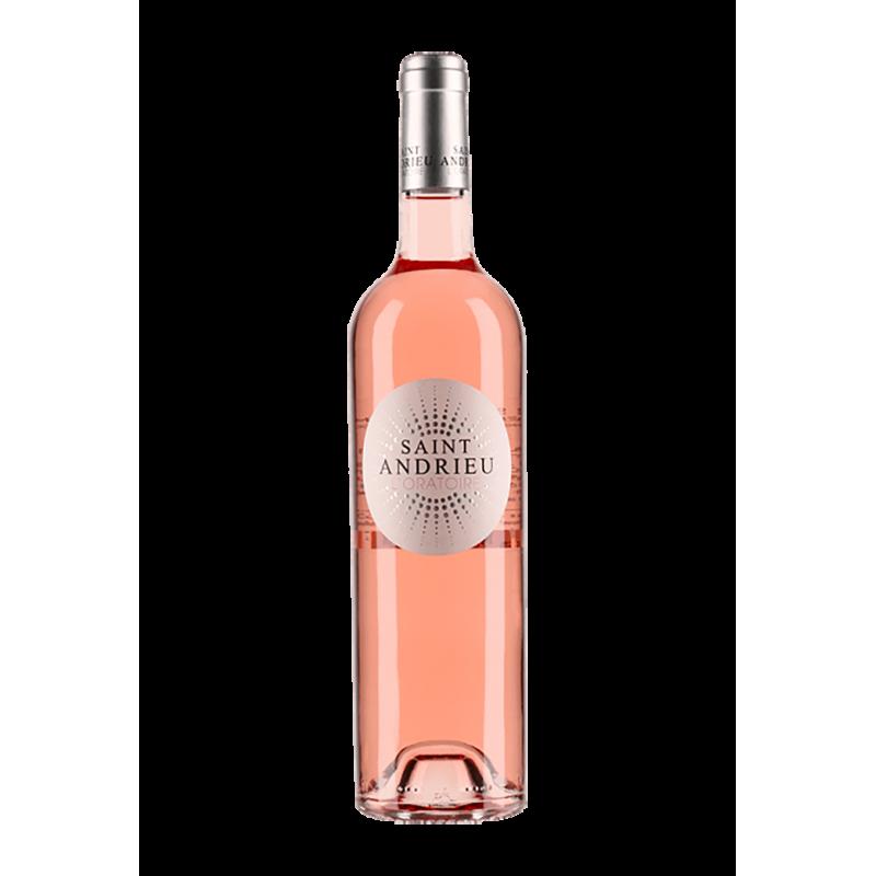 Domaine Saint-Andrieu - Côteaux-varois-en-provence  (rosé) Domaine Saint-Andrieu