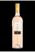 Vin Bourgogne Côtes de Provence - Cuvée Château rosé