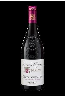 Châteauneuf-du-Pape - Saintes Pierres de Nalys rouge