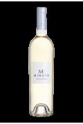 Vin Bourgogne Côtes de Provence - M de Minuty blanc