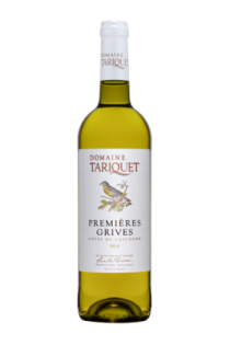 Côtes de Gascogne - Premières Grives