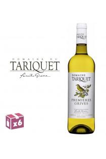 Vente Privée - Tariquet - Côtes de Gascogne - Premières Grives - 2019