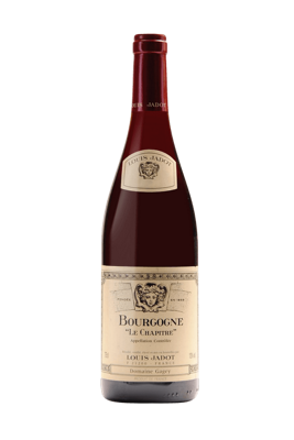 Bourgogne Le Chapitre