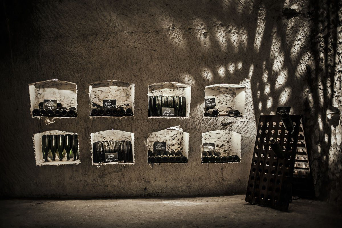 Le domaine Champagne Charles Heidsieck